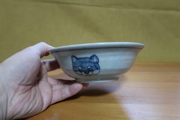汁椀 柴犬