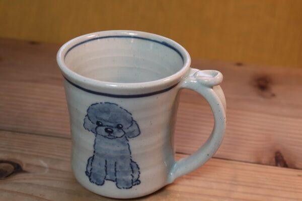 マグカップ トイプードル