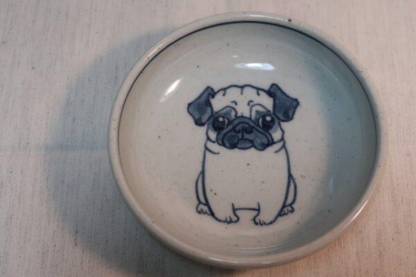 小平鉢 パグ