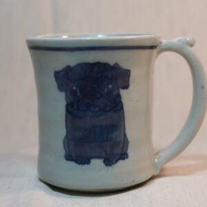 明正窯 陶器 ペット 食器 器 皿 カップ