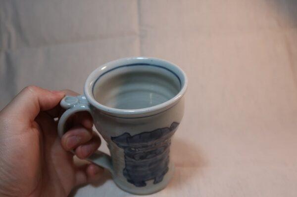 ビックカップ 黒パグ