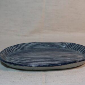 だ円皿 トクサ