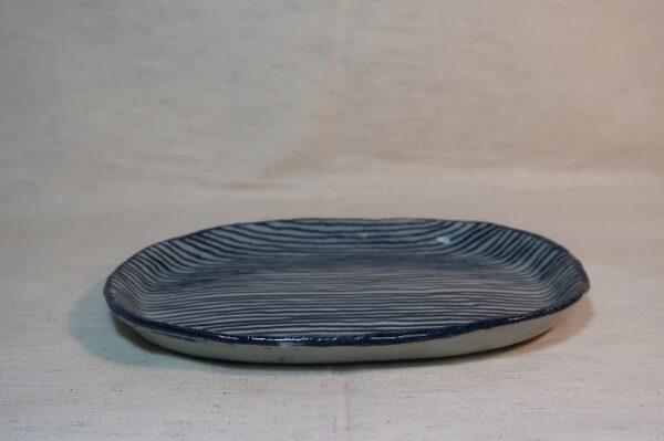 だ円皿(小)