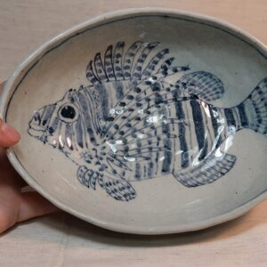 ミノカサゴ 鉢 器