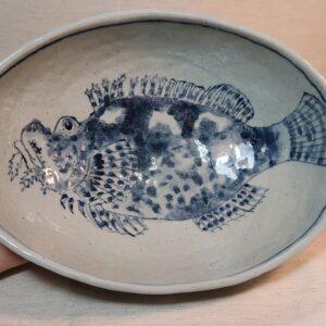 オニオコゼ 鉢 器
