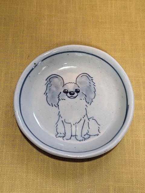 豆皿 パピヨン